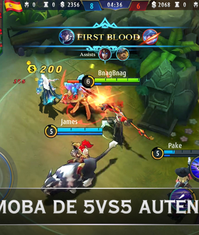 Juega Mobile Legends: Bang bang en PC 8