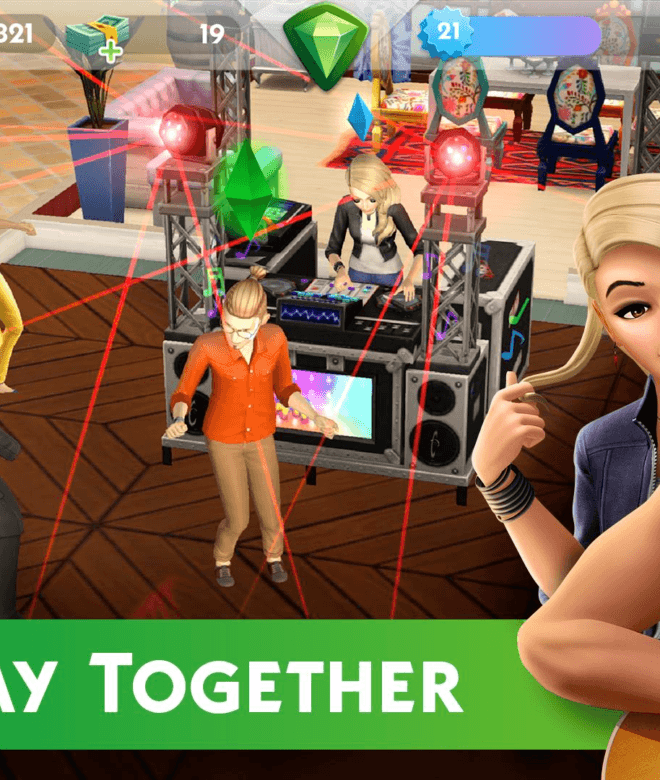 Play The Sims Mobile on PC 12