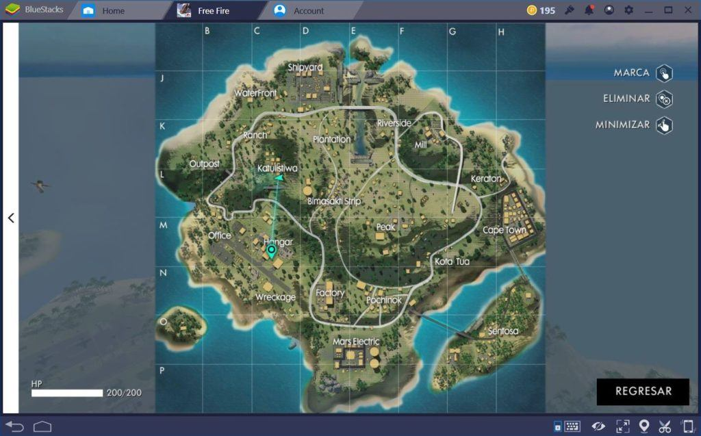 Las Mejores Zonas Para Aterrizar en Free Fire Battlegrounds