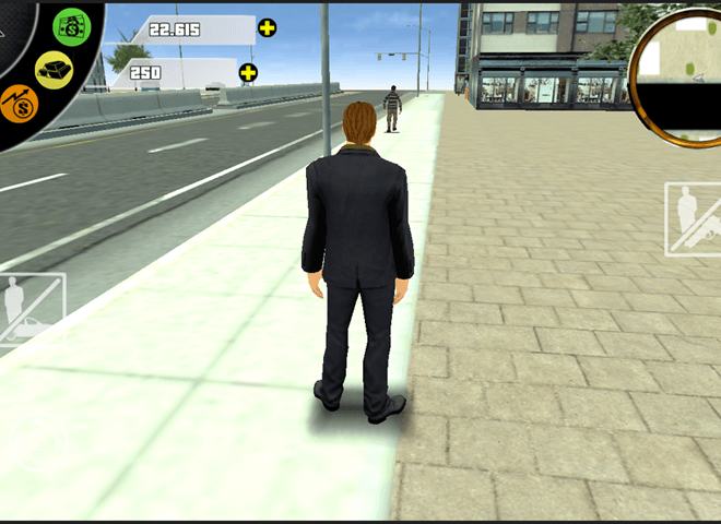 Play San Andreas Real Gangsters 3D on pc 7