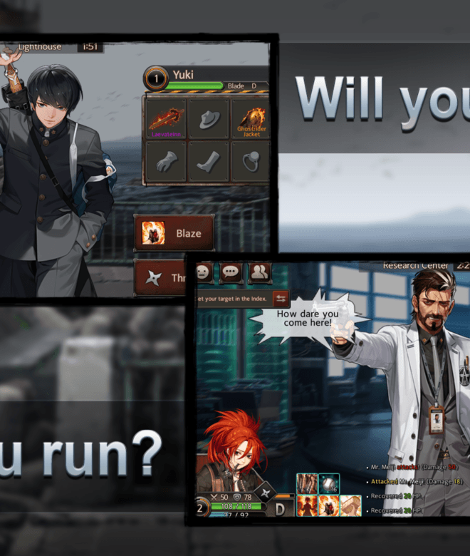 Play Black Survival on PC 7