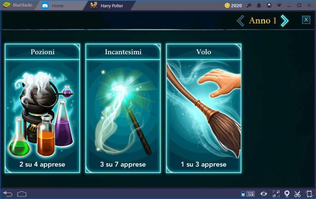 Harry Potter Hogwarts Mystery: La Guida per i nuovi giocatori