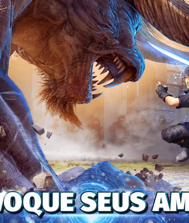 Jogue Final Fantasy XV: A New Empire para PC 3