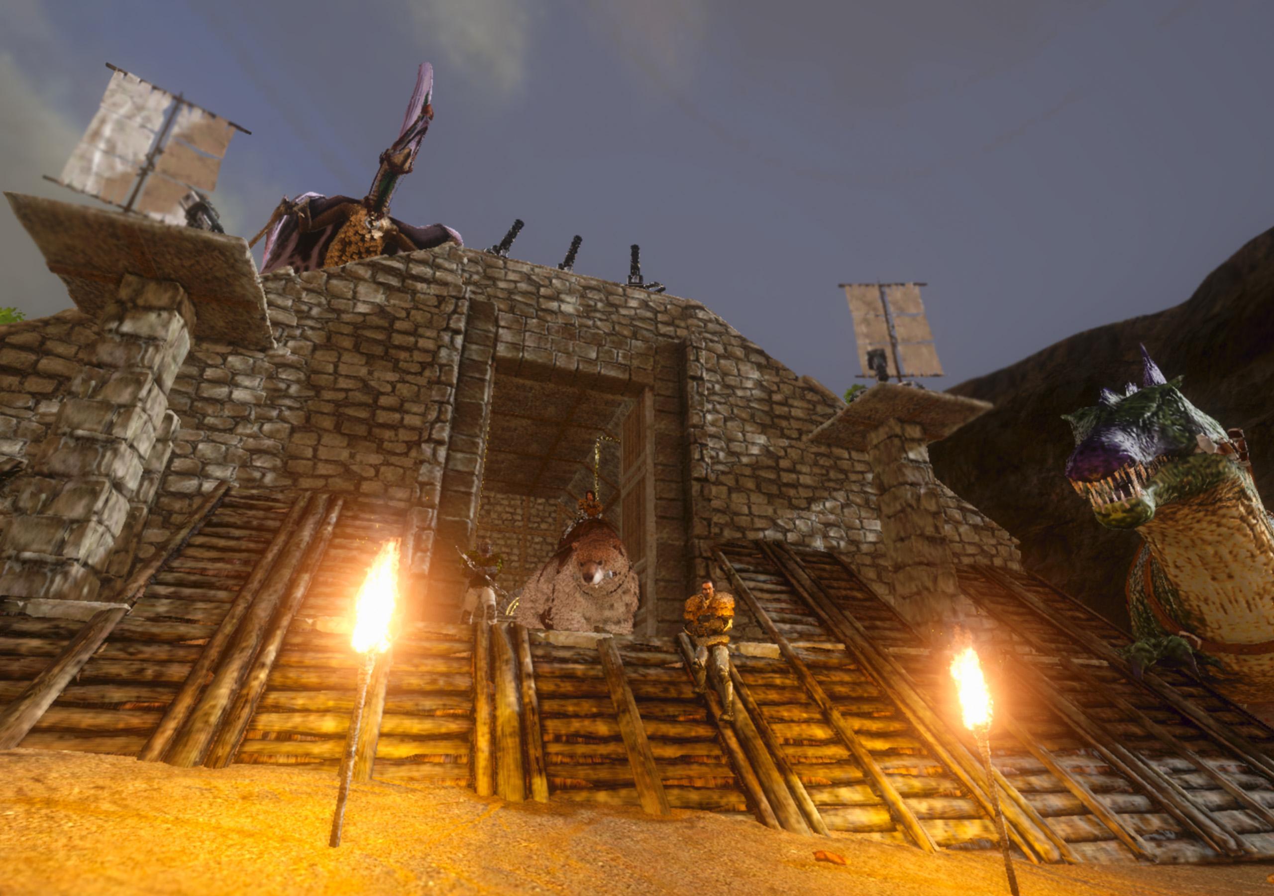 ark survival evolved download free 2018