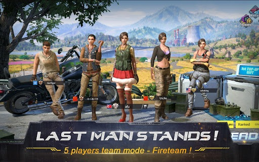 Main Rules of Survival on PC 13