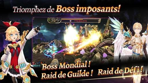 Jouez à  King's Raid sur PC 5