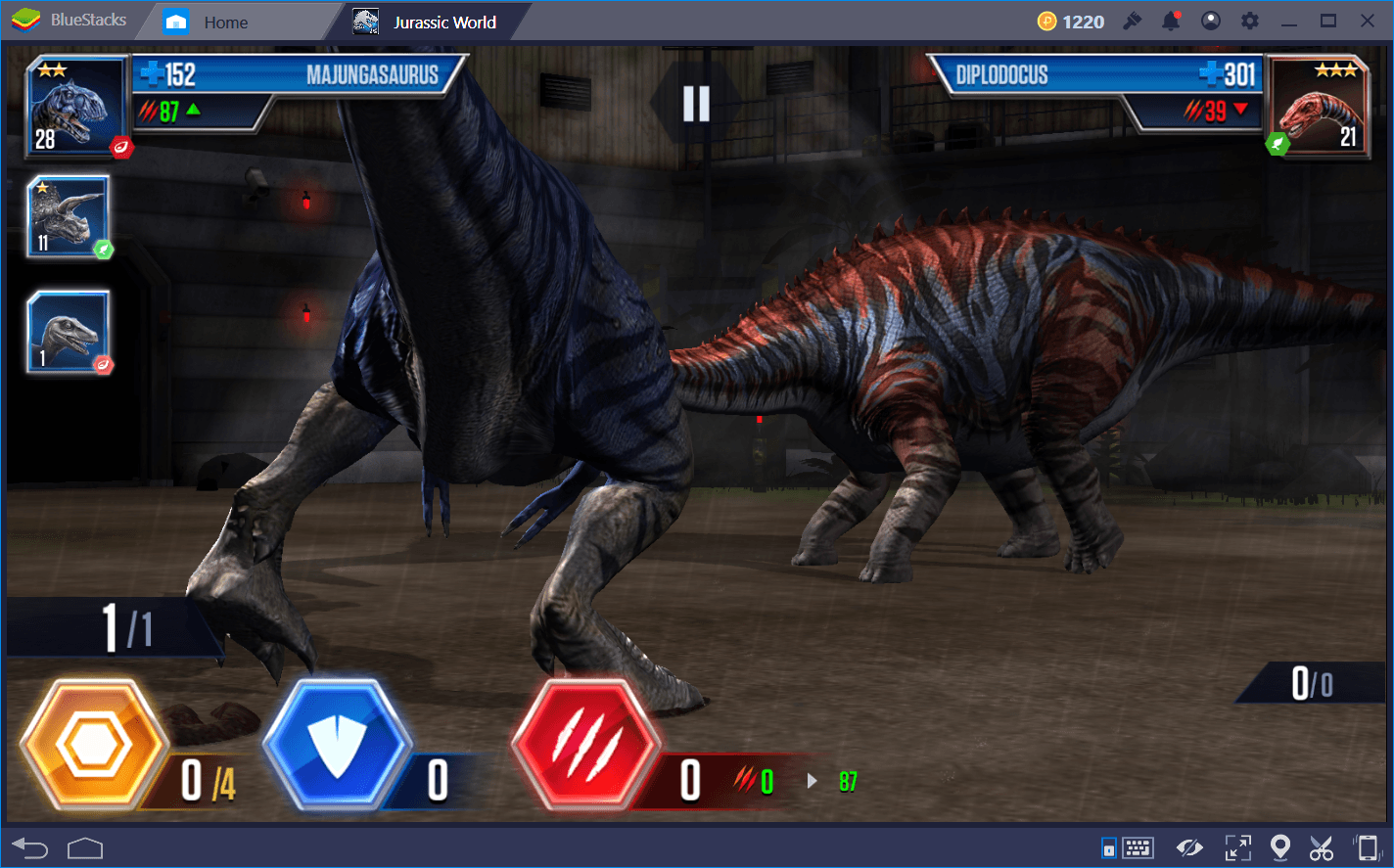Tips and Tricks for Jurassic World: The Game