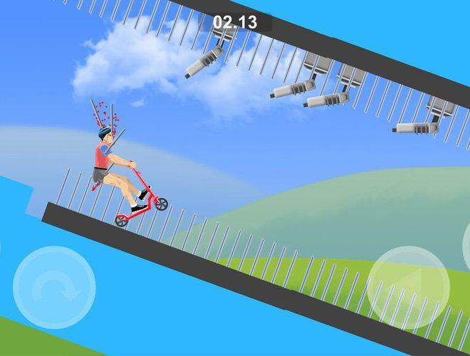 Play Flippy Wheels on PC 8
