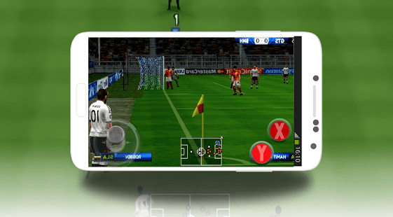 Chơi Pes Soccer Mobile 2017 on PC 2