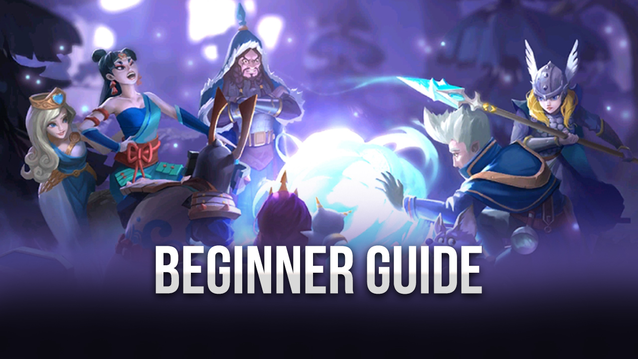Beginner's Guide To Get Started In Infinity Kingdom On PC
