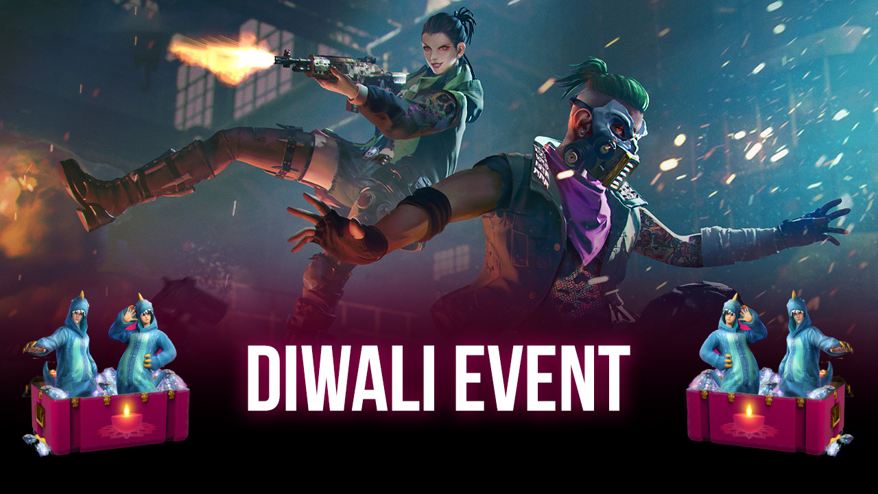 Free Fire Diwali Event 2020 (India Only) – The Rewards And Everything Else You Need To Know