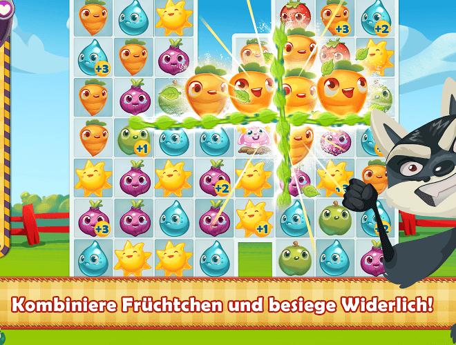 Spielen Farm Heroes for pc 11