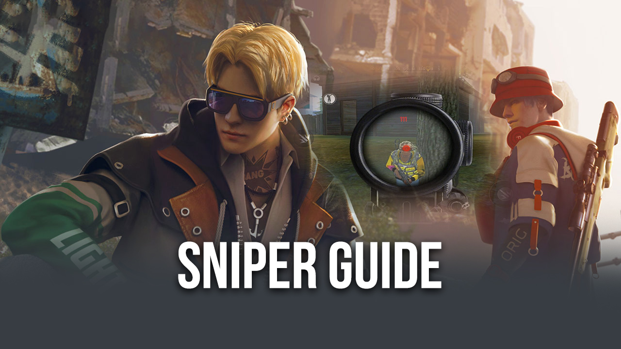 Free Fire Sniper Guide: Snipe Between the Eyes of the Enemies