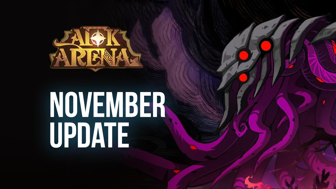AFK Arena Update 1.50 Patch Notes- New Hero, New Stages and much more!