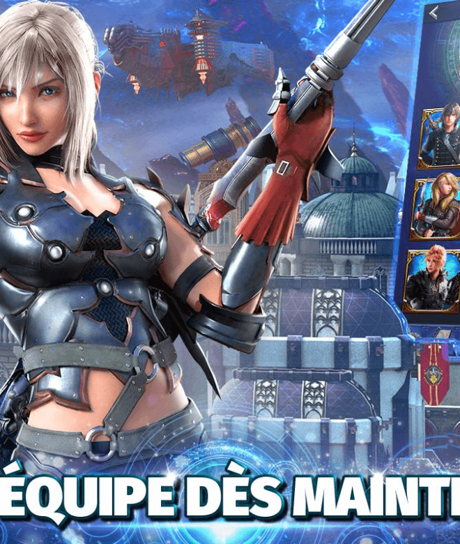 Jouez à  Final Fantasy XV: A New Empire sur PC 17