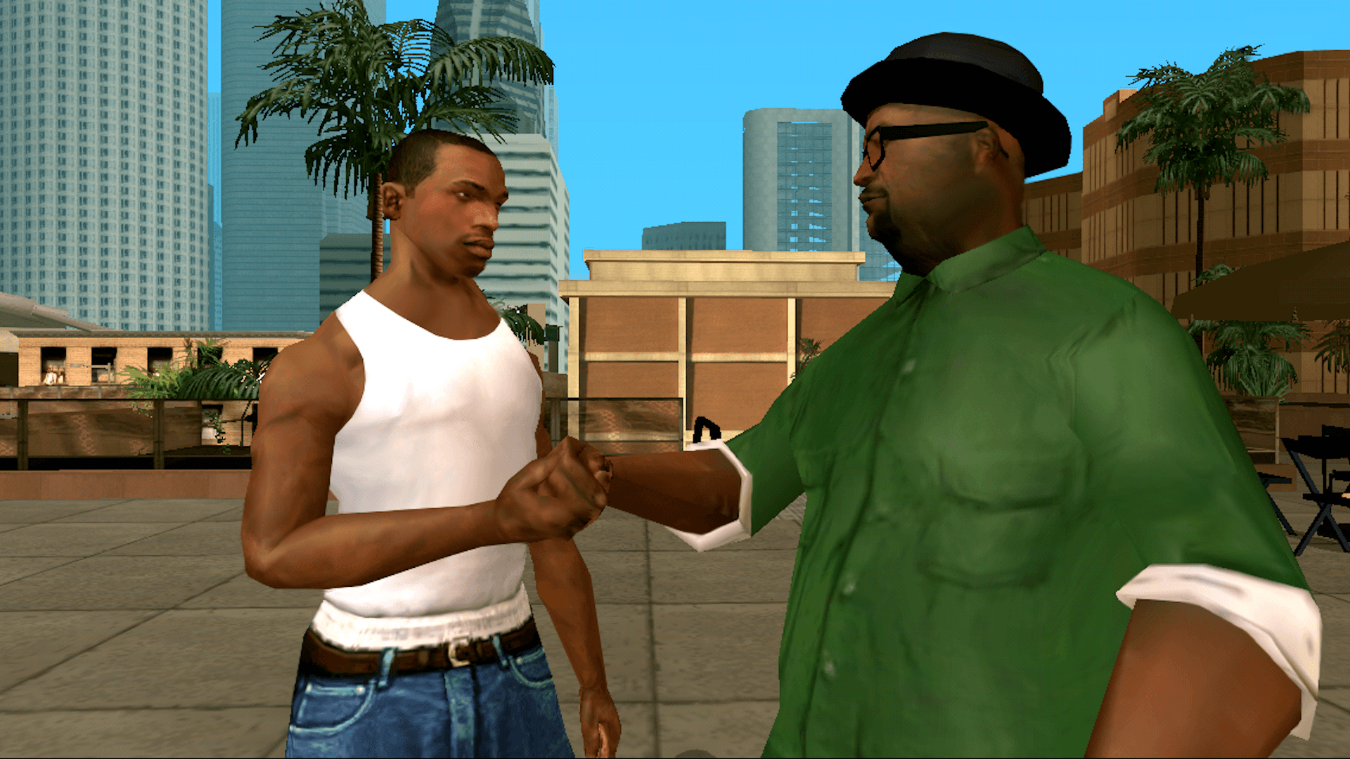 Download Grand Theft Auto: San Andreas on PC with BlueStacks