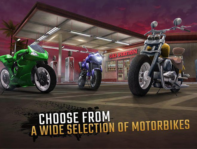 Play Moto Rider GO: Highway Traffic on PC 12
