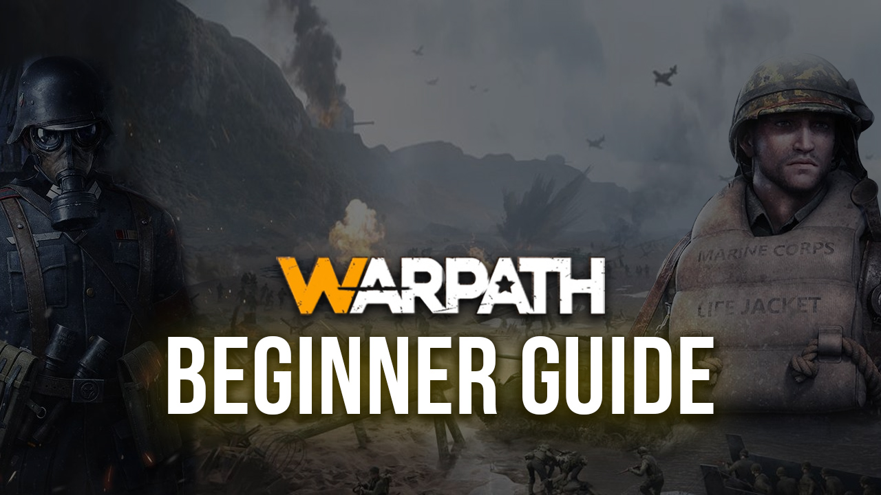 Warpath – Beginner's Guide to Camp Building and Army Training