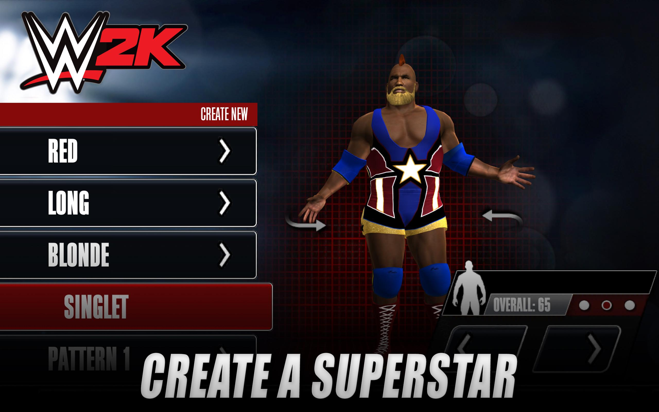 Download WWE 2K on PC with BlueStacks