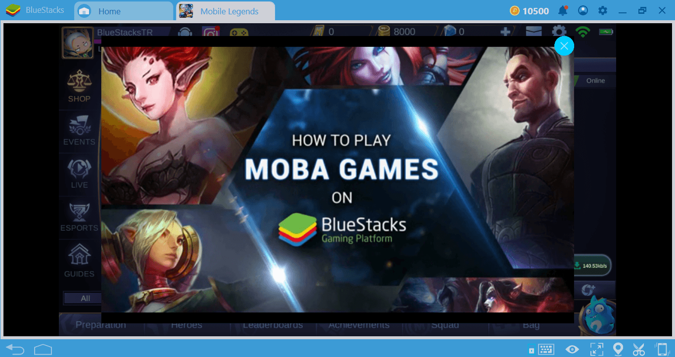 The Best Way to Play MOBA Games: New BlueStacks 4