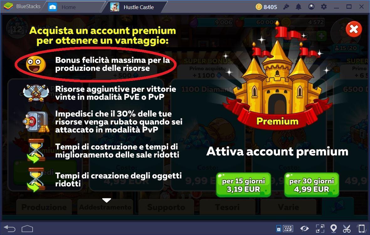 Hustle Castle: Castello Magico Come Ottenere Più Oro