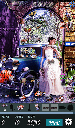 Play Hidden Object – The Bride on pc 7