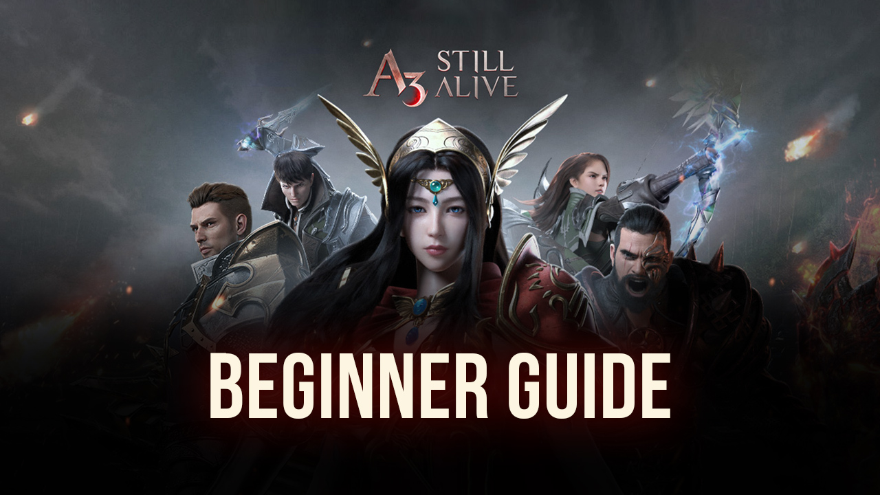Beginner's Guide for A3: Still Alive – The Open World Fantasy RPG with a Twist