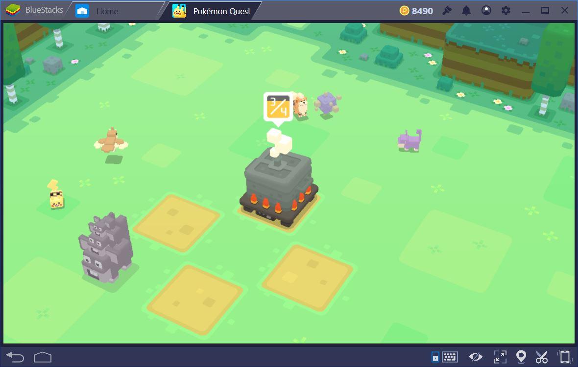 Pokémon Quest: La guida per i nuovi giocatori
