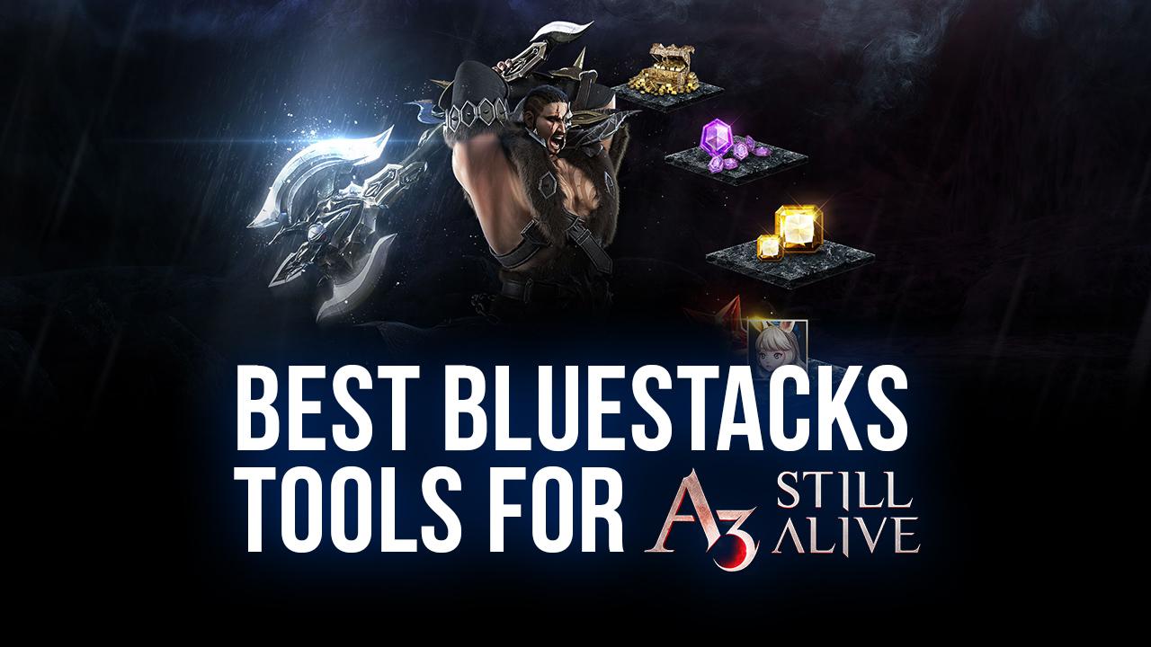 A3: Still Alive на ПК. Как использовать BlueStacks для победы в каждом матче в режиме королевской битвы?