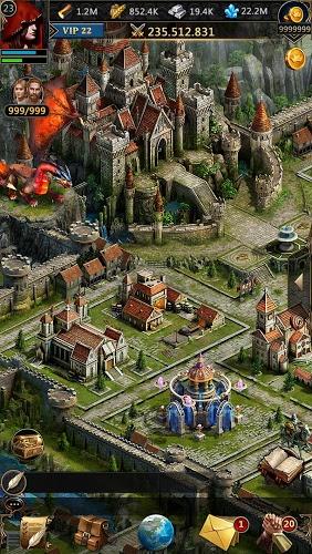 เล่น Clash of Queens on PC 9