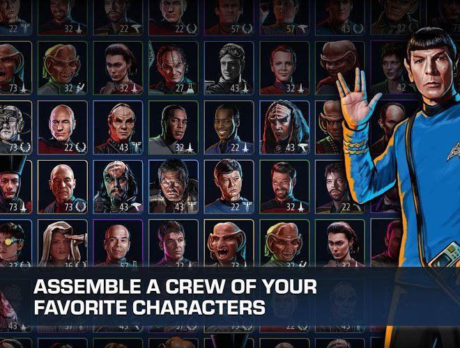 Играй Star Trek Timelines На ПК 10