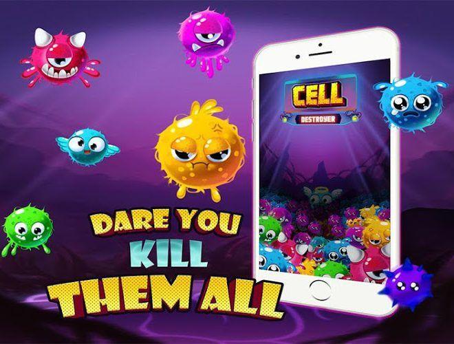 Chơi Cell Destroyer on PC 7