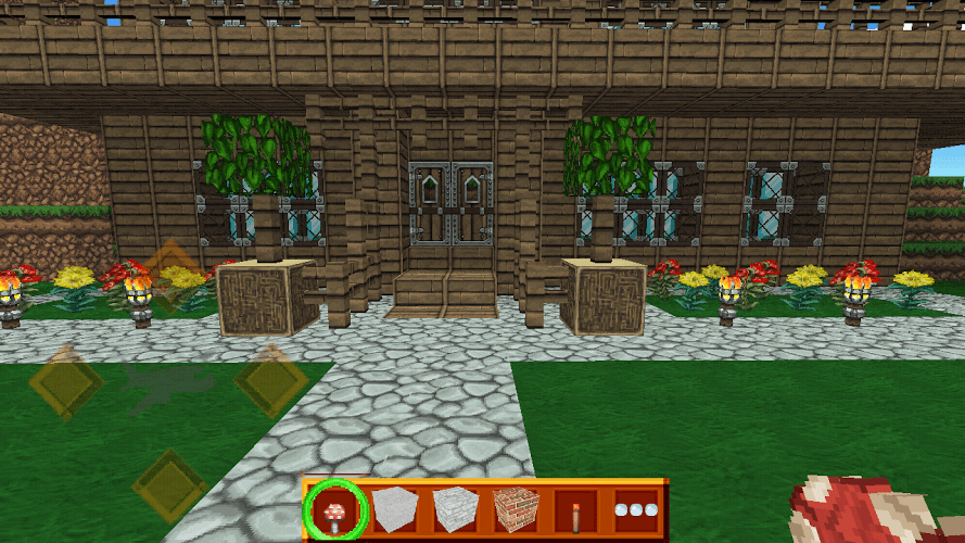 Play Max Craft: Pocket Edition on PC 2