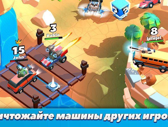 Play Crash of Cars on PC 4