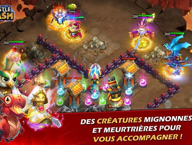 Joue Castle Clash on pc 7