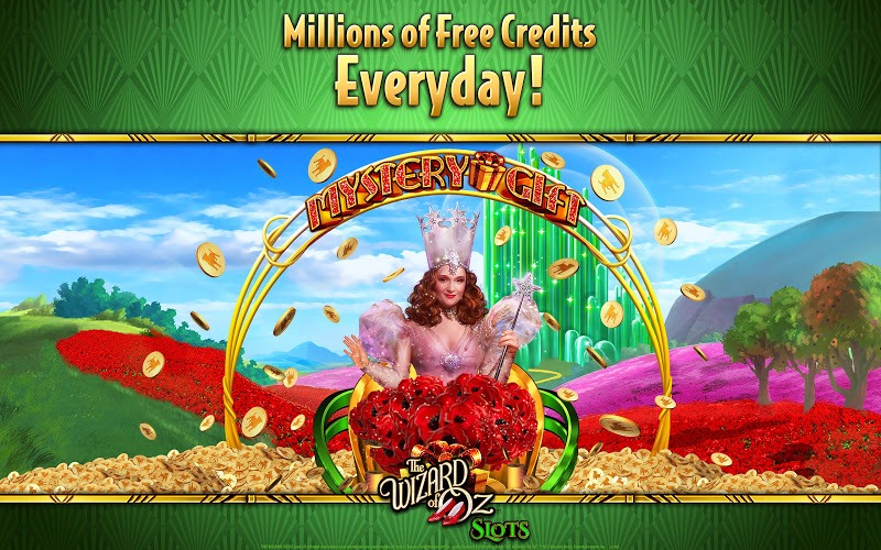 Play Wizard of Oz Free Slots Casino on PC 13