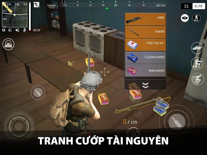 Chơi Last Battleground: Survival on PC 8