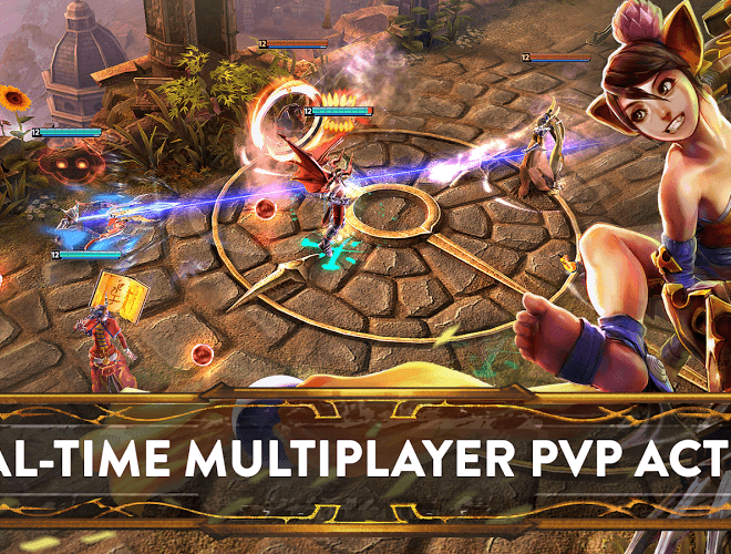 Play VainGlory on PC 2