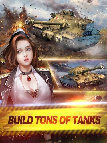 Chơi Tank Thunder on PC 13