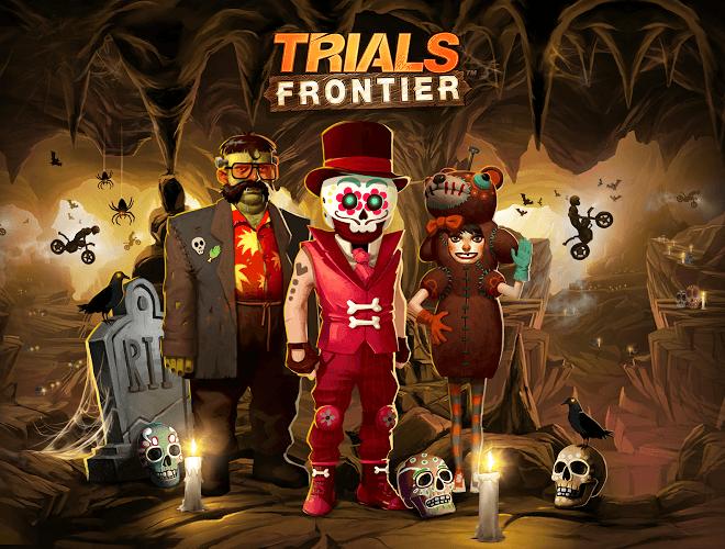 Играй Trials Frontier На ПК 15