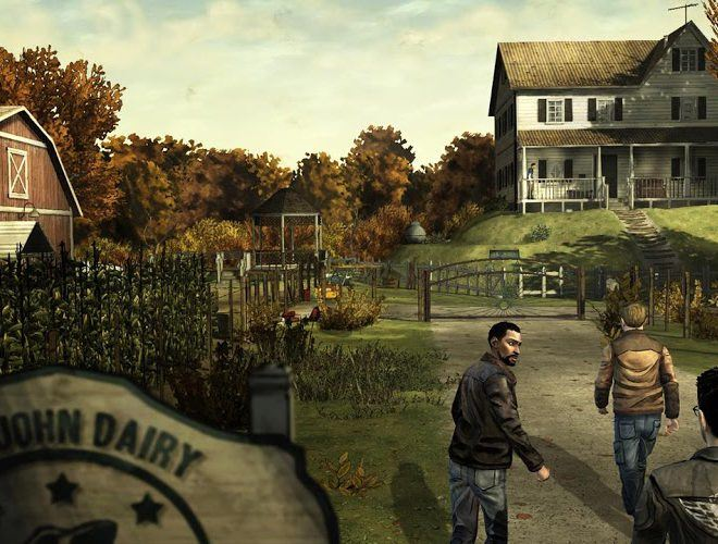 Play The Walking Dead: Season One on PC 6