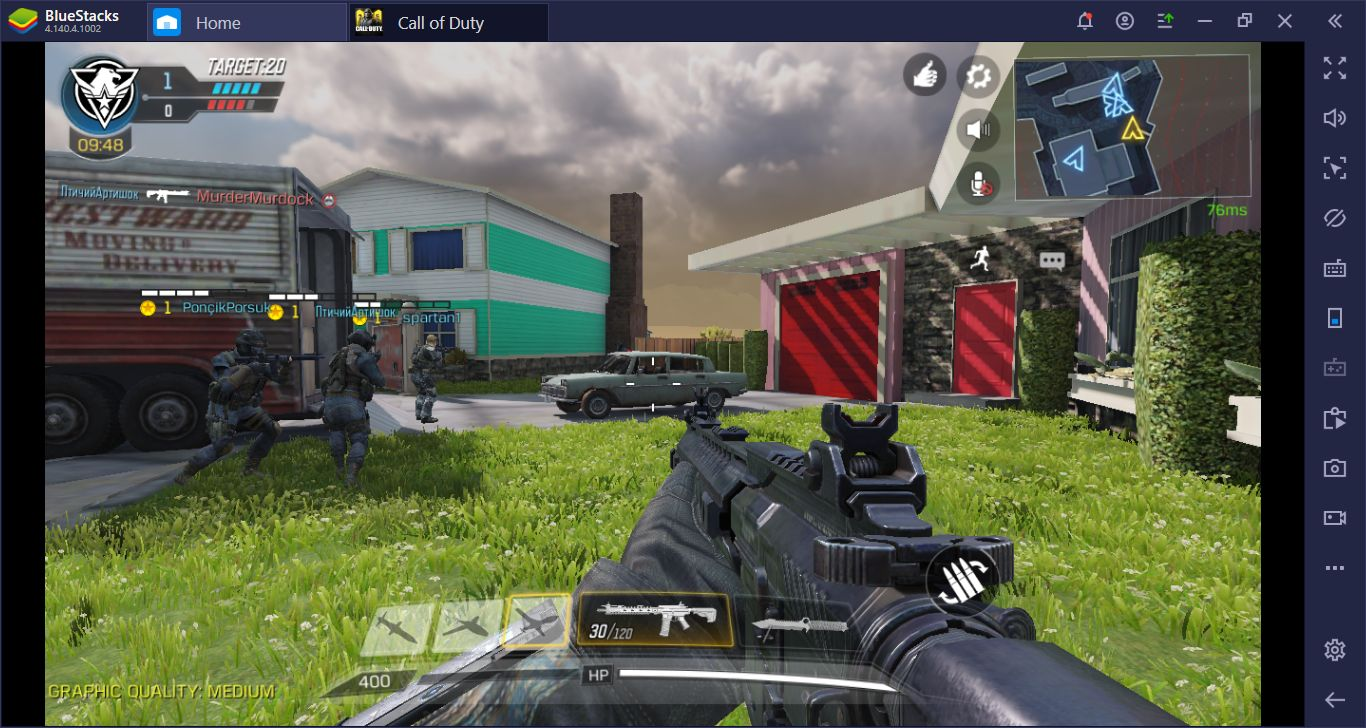 5 Reasons To Continue Playing Call of Duty: Mobile On BlueStacks