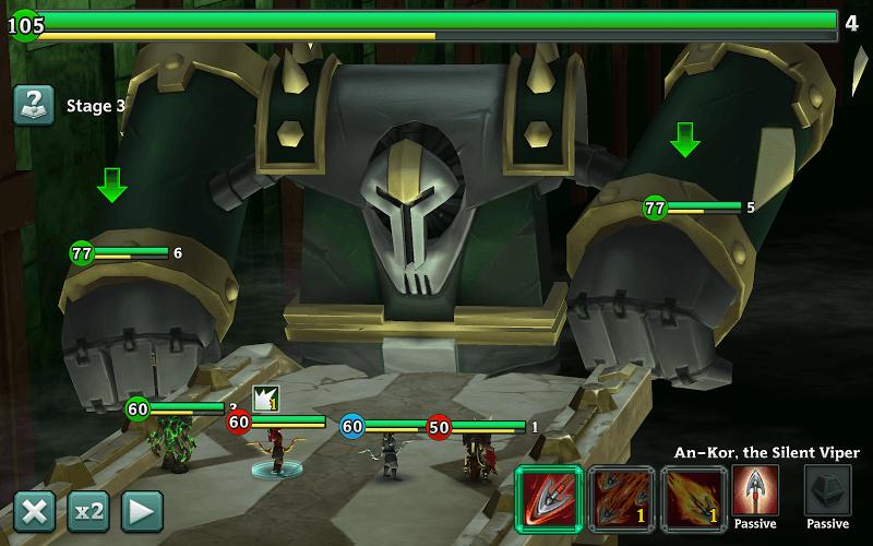 Jouez à  Alliance: Heroes of the Spire sur PC 8