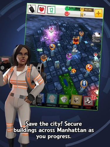 Играй Ghostbusters™: Slime City on pc 19