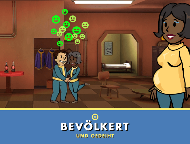 Spielen Fallout Shelter on pc 21