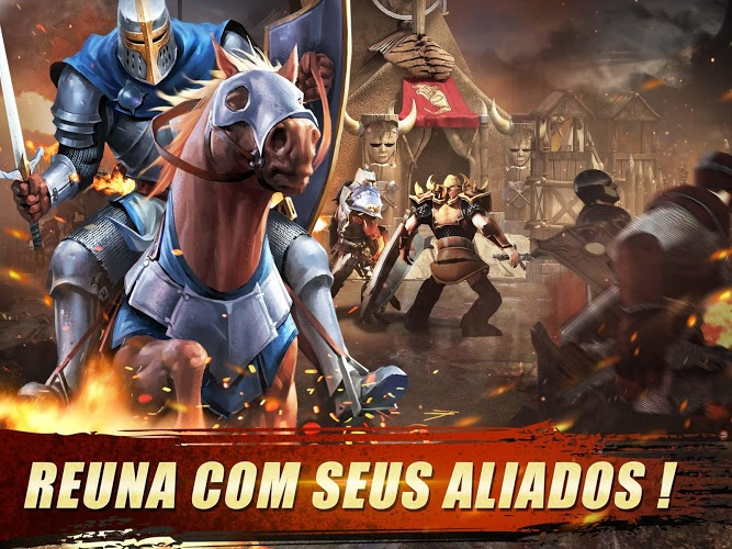 Jogue King of Avalon: Dragon Warfare para PC 12