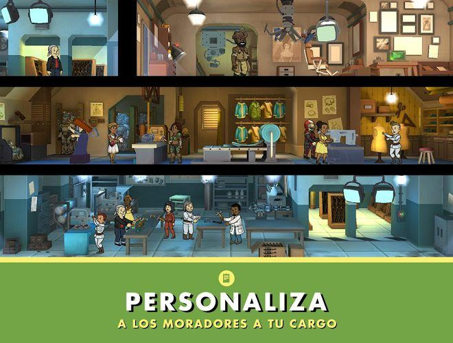Juega Fallout Shelter on pc 22