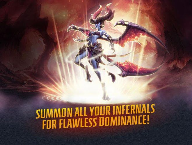 Играй Infernals — Heroes of Hell На ПК 5
