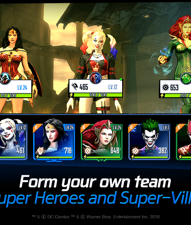 Play DC: UNCHAINED on PC 6