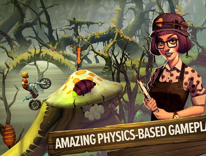 Play Trials Frontier on pc 13